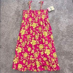 🌺 Osh Kosh Hawaiian dress 8 girls Hawaii NEW